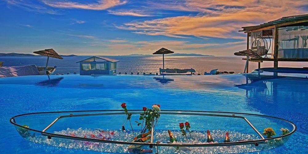 best mykonos villa concept