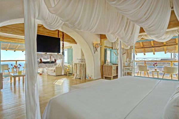 best mykonos villa interior luxury